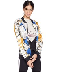 adidas Originals - Sst Track Jacket (multicolor) Women's Coat - Lyst