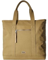 Lacoste - Summer Large Shopper Bag - Lyst