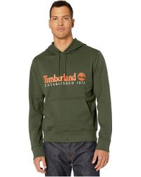Timberland Core Established 1973 Hoodie - Green