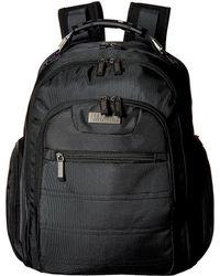 Kenneth Cole Reaction Ez - Scan Computer Backpack - Black