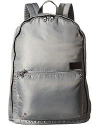 State Bags Nylon Lorimer Backpack - Gray