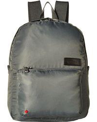 State Bags Nylon Mini Lorimer Backpack - Gray