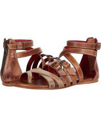 Bed Stu Miya Shoes - Brown