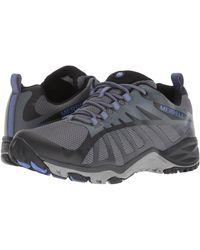 Merrell - Siren Edge Waterproof Q2 Hiking Shoe - Lyst
