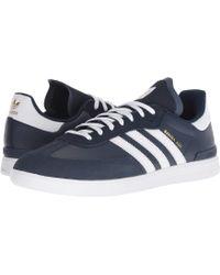Just Buy It Adidas Skateboarding Samba ADV GoldCore Black