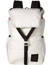 Topo Designs Y - Pack Nylon Backpack - White