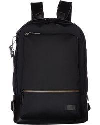 Tumi - Harrison Nylon Bates Backpack (black Nylon) Backpack Bags - Lyst baa408128c