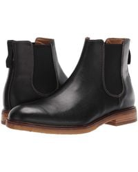 cheap prices better price promo code Clarks Norton Rise in Black Leather (Black) for Men - Lyst