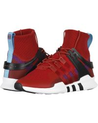 adidas Eqt Support Sneakers - Red
