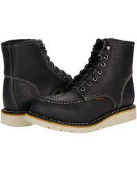 Carhartt Wedge 6 Waterproof Soft Toe - Black