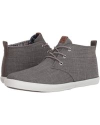Ben Sherman - Bradford Chukka (grey) Men's Shoes - Lyst