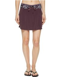 Smartwool - Electra Lake Sport Skirt (black) Women's Skirt - Lyst