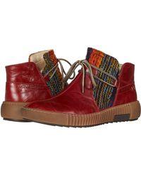 Josef Seibel Maren 18 Shoes - Red
