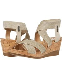 Anne Klein Sport Petulia Wedge - Metallic