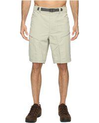 The North Face - Paramount Trail Shorts (asphalt Grey) Men's Shorts - Lyst