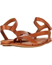 Gentle Souls by Kenneth Cole Lark Thong Sandal - Brown