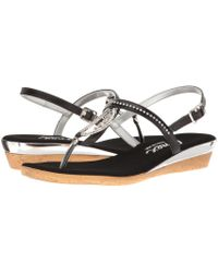 Onex - Rolo (white) Women's Sandals - Lyst