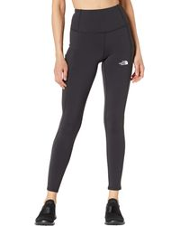 The North Face Kepplier Hike Leggings Casual Pants - Black