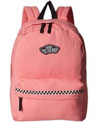 dedb09c5fd Vans - Expedition Ii Backpack (black microcheck) Backpack Bags - Lyst