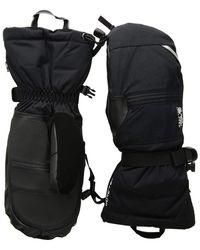 Mountain Hardwear - Powdergate Gore-tex Mitten (black) Over-mits Gloves - Lyst