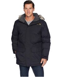 The North Face - Mcmurdo Parka Iii (new Taupe Green Combo) Men's Coat - Lyst