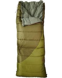 Kelty Tumbler 30/50 Degree Sleeping Bag - Regular Rh - Green