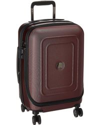 Delsey - Cruise Lite Hardside 19 International Expandable Spinner (black Cherry) Luggage - Lyst