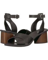 Dolce Vita - Roman (black Leather) Women's Shoes - Lyst