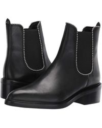 COACH Bowery Bootie - Black