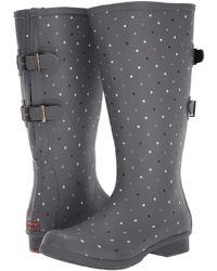 Chooka - Versa Tonal Dot Tall Versa Boot - Lyst