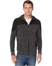 Threads For Thought Dalton Active Zip Hoodie - Black