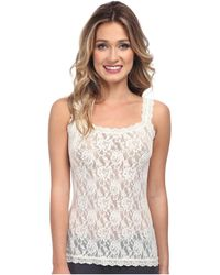 Hanky Panky Signature Lace Unlined Cami - White