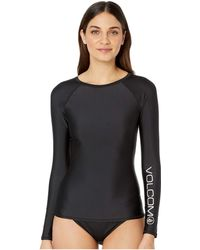 Volcom - Simply Solid Long Sleeve - Lyst