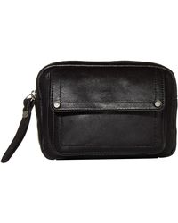 Frye Gia Belt Bag - Black