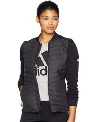 adidas Originals - Varilite Hybrid Jacket (black) Women's Coat - Lyst