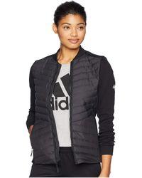 adidas Originals - Varilite Hybrid Jacket (legend Ink) Women's Coat - Lyst