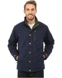 Mountain Khakis Swagger Jacket - Blue