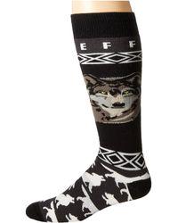 Neff - Wolf Head Snow Socks - Lyst