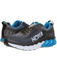 Hoka One One - Arahi 2 (black/charcoal Gray) Men's Running Shoes - Lyst