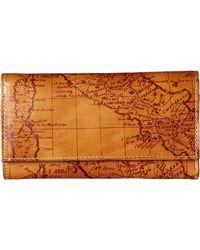 Patricia Nash - Signature Map Terresa Wallet - Lyst