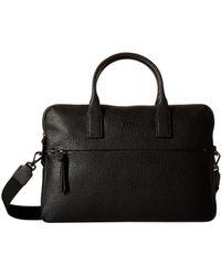 Ecco Sp Slim Briefcase - Black