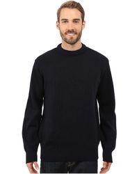 Filson Crew Sweater - Black