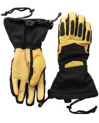 Obermeyer Guide Gloves - Natural