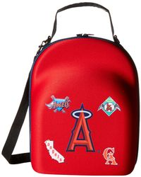 KTZ - Mlb 6-pack Cap Carrier Angels - Lyst