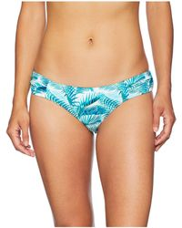 Tommy Bahama - Active Among Frond High-waist Bottom (ming Jade) Women's Swimwear - Lyst