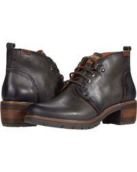 Pikolinos San Sebastia W1t-8776 Shoes - Gray