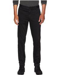 Belstaff - Tamerton Garment Dyed Chino (black) Men's Casual Pants - Lyst