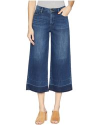 Lauren by Ralph Lauren - Cropped Flare Jeans - Lyst
