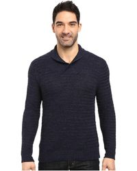 Tommy Bahama Cape Escape Pullover Shawl Sweater - Multicolor