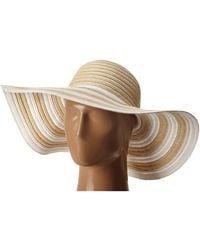 Vera Bradley Sun Hat - White